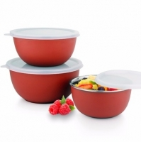 Stainless Steel Microwavable Bowls