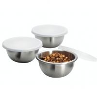 Stainless Steel Lid Bowl