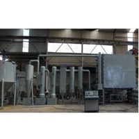 Continuous Coconut Shell Carbonization Furnace