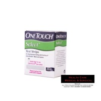 OneTouch Select Test Strips 25 Count