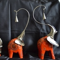 Wood-Metal Handicrafts
