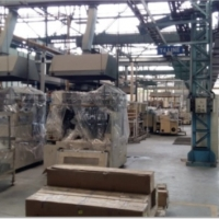 Used CFL Plant Along with Auxiliaries and Spares