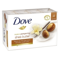 Dove Bar Shea Butter 4 Pack