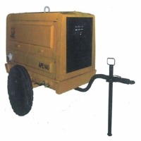 Electric Motor Mounted Air Compressor
