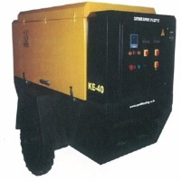 Portable Electric Screw Compressor