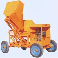 Hydraulic One Bag Concrete Mixer