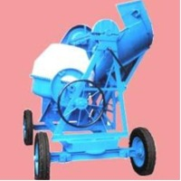 Hopper One Bag Concrete Mixer