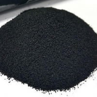 Black Rubber Powder