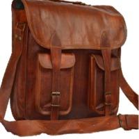 Indian Goat Leather Bag