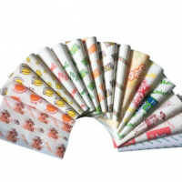 Greaseproof Paper Food Wrap