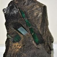 Brazilian Emerald Gemstone (Canga)