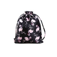 Promotional Drawstring Makeup Pouch