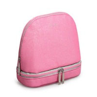 Shell Shaped Makeup Toiletry Travel Bags
