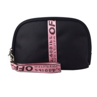 High Density Polyester Travel Cosmetic Bags