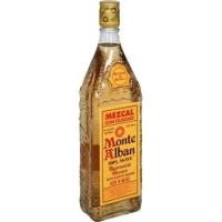 Monte Alban Mezcal Tequila - 750 ml bottle