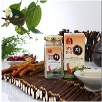 Pine Leaf Korean Red Ginseng Tea