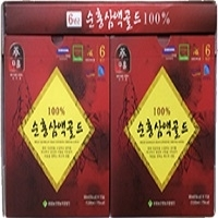 Mild Korean Pure Gold Red Ginseng Drink