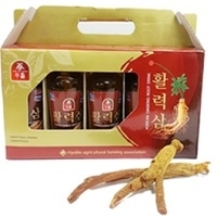 Korean Red Ginseng Vitality Drink