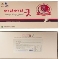 korean Red Ginseng Berry Very Good