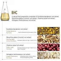 BHC Natural Food Preservative