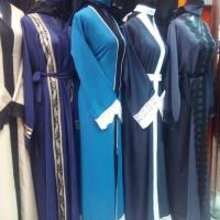 Womens Black Abaya 2016