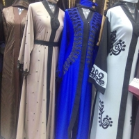 Women's Black Abaya