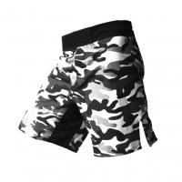Customized Sublimation MMA Shorts