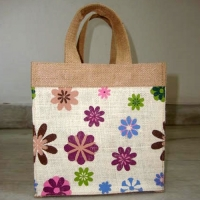 Dyed Jute With Customized Design