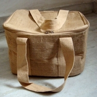 Cooler Bag With Tape Handle
