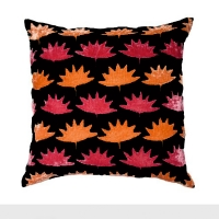 Trendy Jute Cushion Covers