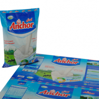 Pouch Packaging for Milk Powder