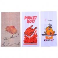 Hot Food Paper Bags