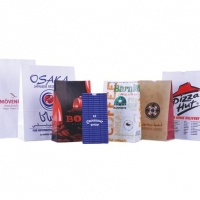 Paper Self Opening Sacks (SOS) Bags
