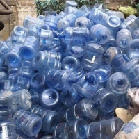 Pc Water Bottles Scrap