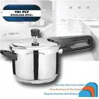 Innovative Tri-Ply Cookers
