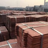 Copper Cathode Cu 99.99%.