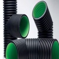Corrugated Sewer Pipes And Fittings