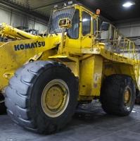 Used Komatsu WA600-6 2011