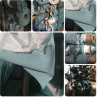 PP, PE, PVC Woven Production Scrap