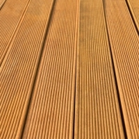 Bangkirai Wood Decking