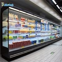 E7 Auckland Supermarket Refrigerator