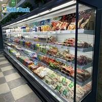 E7 Hemet Supermarket Refrigerator