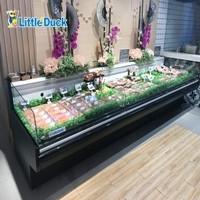 E6 Alaska Meat Showcase Refrigerator