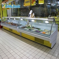 E6 Alaska Refrigerated Serve-over Cabinet