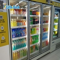 New Jersey Beverage Refrigerator