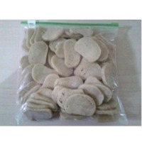 Prawn crackers or shrimp chips
