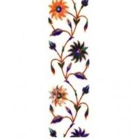 Handmade Floral Border