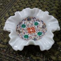 White Makrana Marble Bath Bowl