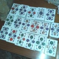 Handmade Lapis Lazuli Jewelry Box