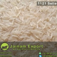 Basmati 1121 Sella Rice